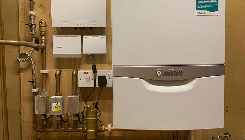 vaillant boiler installations