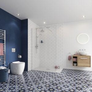 Cross Water Bathroom