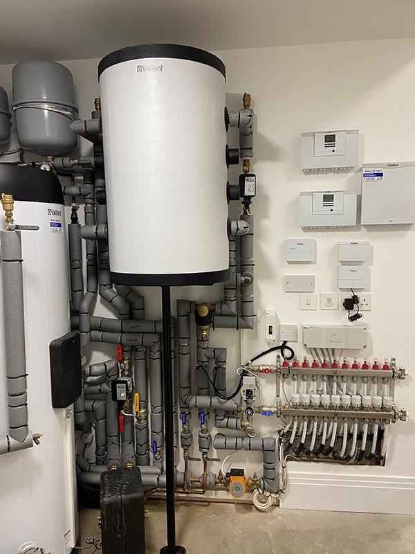 Heat Pump Installers Fife